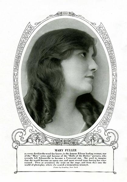 Mary Fuller