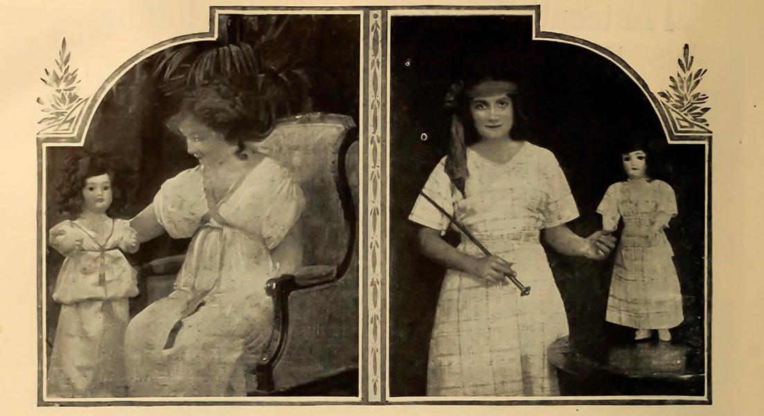 Mary Fuller dolls