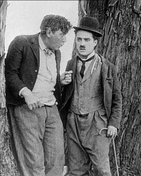 Mack Sennett Charles Chaplin 1914