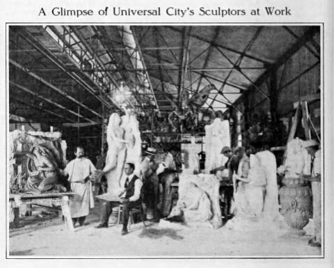 Universal City Sculptors