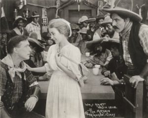 The Aryan Bessie Love William S Hart
