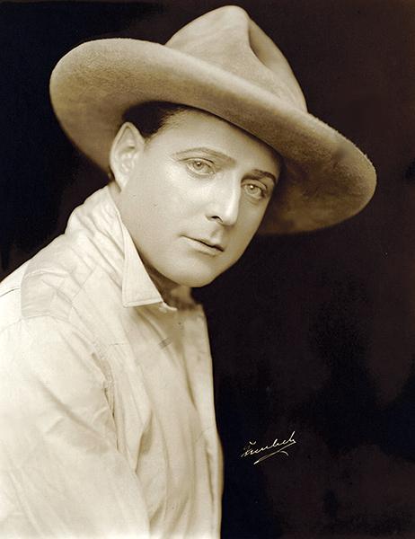 J Warren Kerrigan (Bizarre Los Angeles)