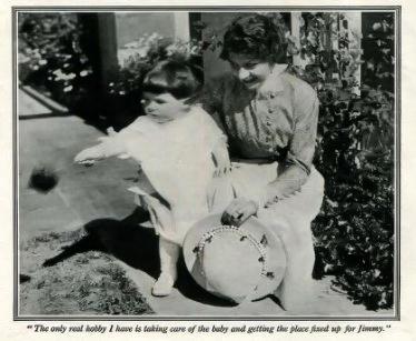 Marguerite Snow baby 1915