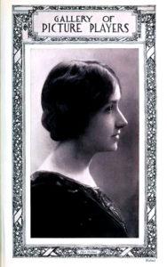 Alice Hollister 1913