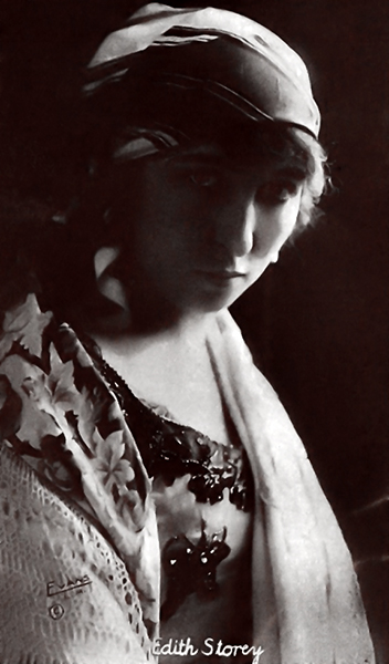 Edith Storey gypsy