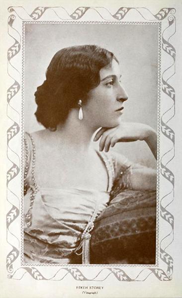 Edith Story 1915