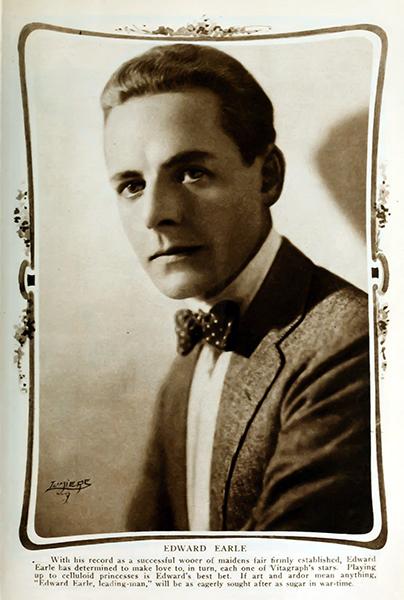 Edward Earle 1918