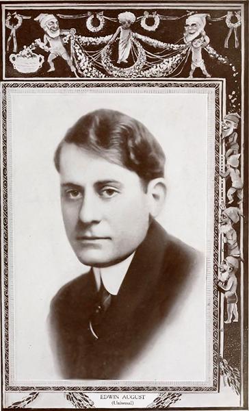 Edwin August (Bizarre Los Angeles)