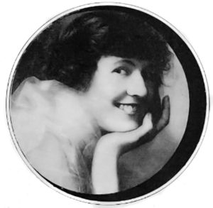 Peggy Hyland smile 1914