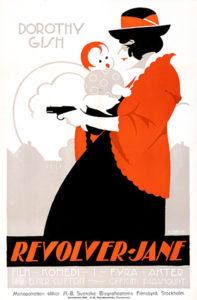 Revolver Jane 1918 Dorothy Gish