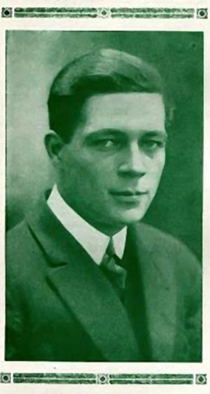 Arthur Housman 1914