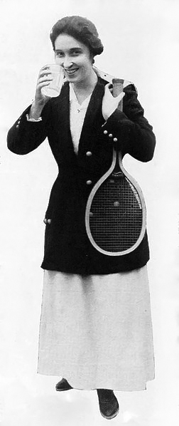 Edith Storey tennis