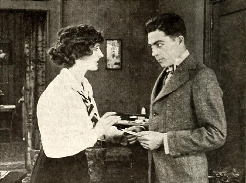 Helen Greene Arthur Housman The Lash of Destiny (1916)