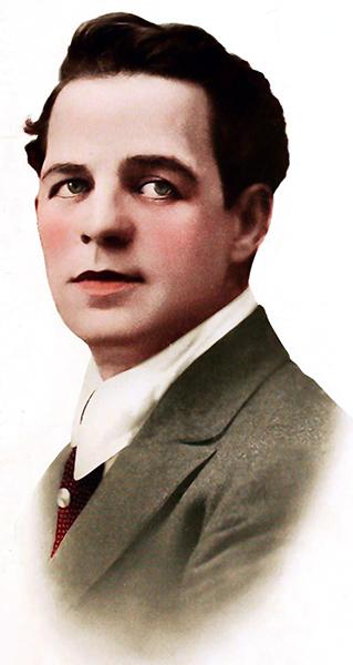 Edwin Coxen