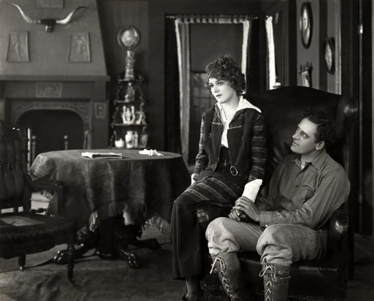 Mary Pickford James Kirkwood