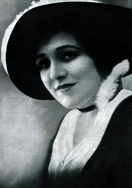 Lilie Leslie 1915