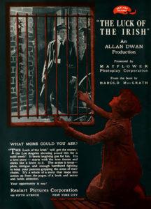 The Luck of the Irish (1920). Bizarre Los Angeles