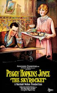 The Skyrocket 1926 Owen Moore Peggy Hopkins Joyce