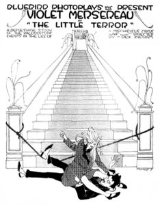 """The Little Terror"" (1917) Bizarre Los Angeles"
