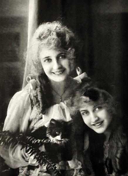 Violet & Claire Mersereau