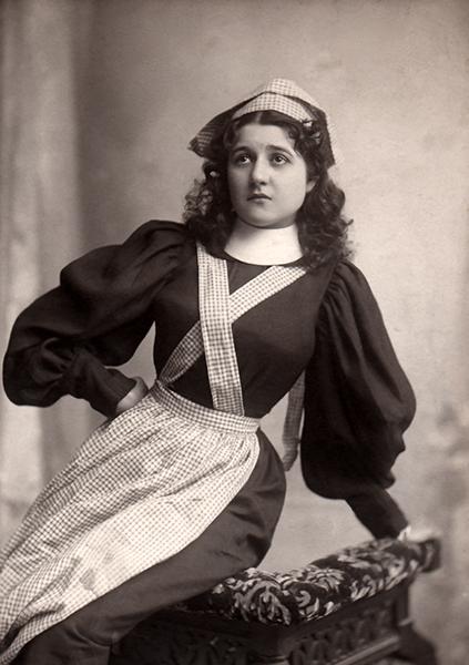 Mabel Trunelle 1898