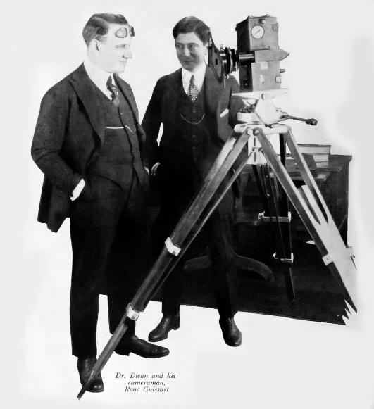 Allan Dwan camera