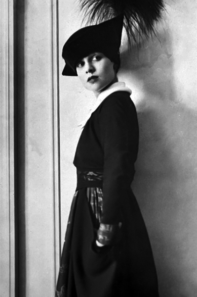 Anita Loos 1917