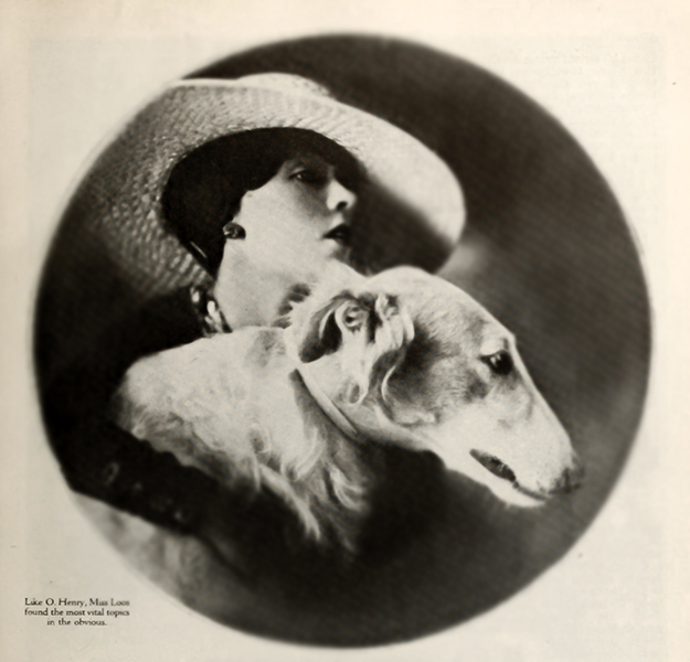 Anita Loos Greyhound