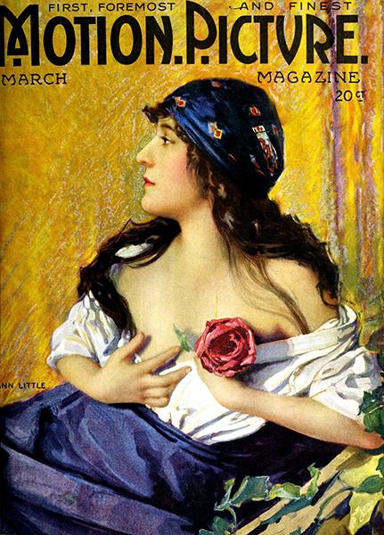 Anna Little 1919 (Bizarre Los Angeles)