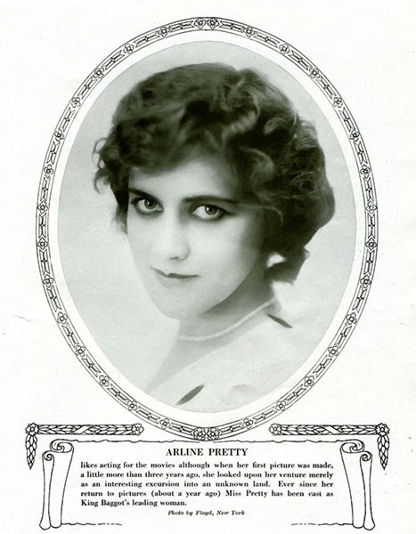 Arline Pretty 1915