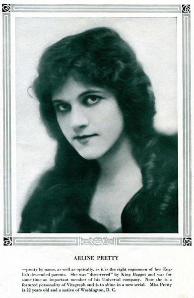 Arline Pretty 1916