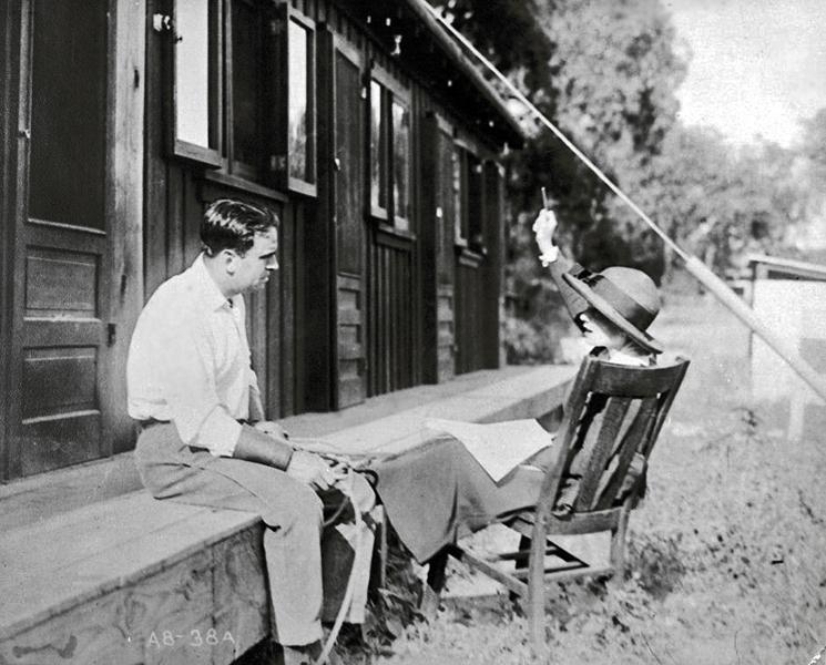 Douglas Fairbanks Anita Loos