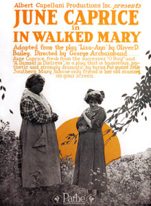 """June Caprice in """"In Walked Mary"""" (1920). Bizarre Los Angeles"""