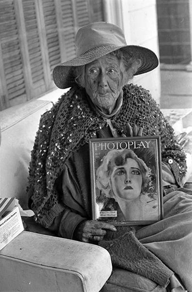 Mary MacLaren old