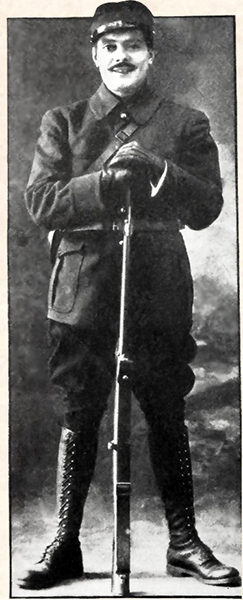 Max Linder WWI