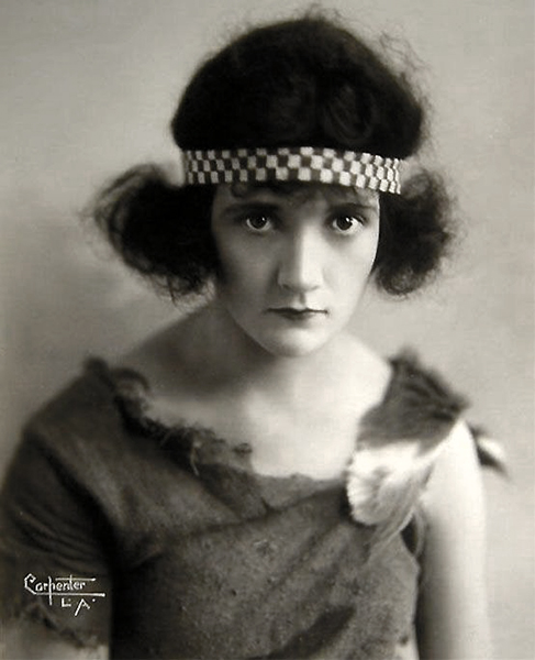 Constance Talmadge Mountain Girl Intolerance