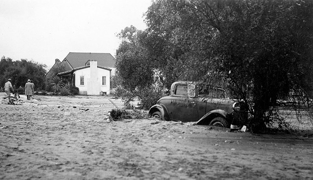 Glendale Flood 1934
