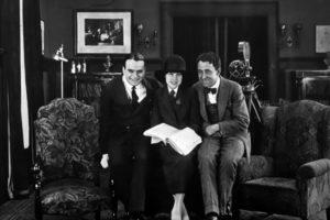 Douglas Fairbanks Anita Loos John Emerson