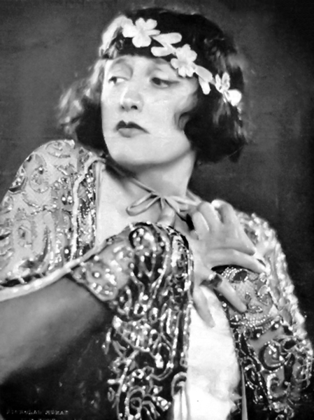 Florence Reed 1922
