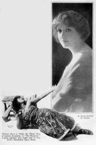 Florence Reed 1917
