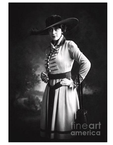 Olga Petrova 1917