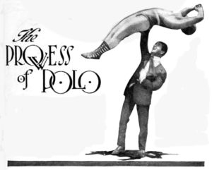 Prowess Eddie Polo