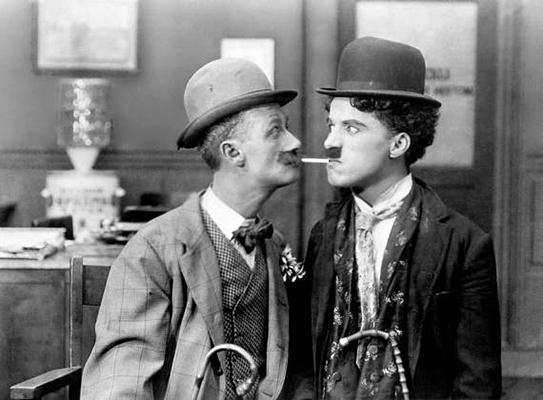 Ben Turpin Charles Chaplin