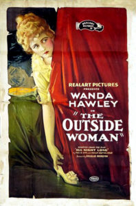 The Outside Woman 1921