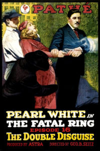 The Fatal Ring Warner Oland Pearl White