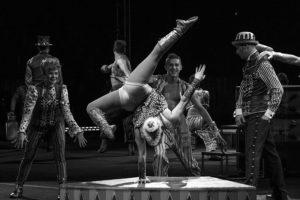 Circus Acrobat Craig Owens
