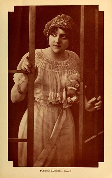 Dolores Cassinelli 1912