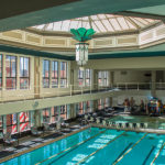 L.A. Athletics Club Swimming Pool Craig Owens
