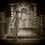 Silent film look Mission Inn Craig Owens