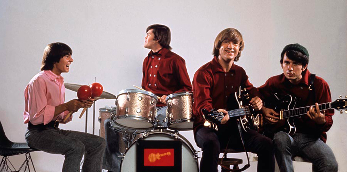 """""""The Monkees, my goodness, look at the songbook! I am amazed at the quality of it. Since I had almost nothing to do with the songbook, I can look at it and say, you know, it's right behind the Stones and the Beatles. It's very close. We hadNeil Diamondand those great Boyce & Hart hits, wow."""" -- Peter Tork (Bizarre Los Angeles)"""
